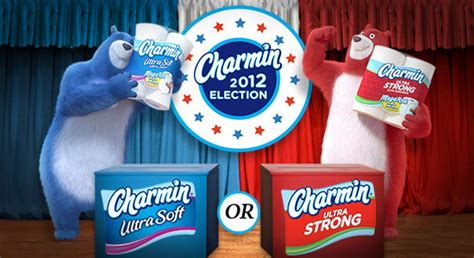 Cast Your Vote: Charmin Ultra Soft or Ultra Strong?