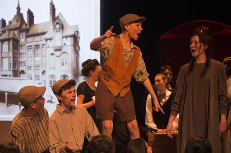 Successful Junior Production - News - Macleans College