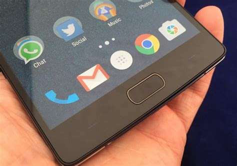 Cult of Android - OnePlus 2's button won't work if you