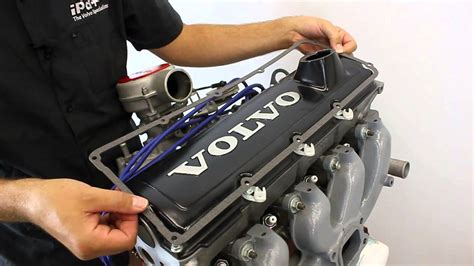 IPD Volvo - Valve and Cam Cover Gasket - YouTube