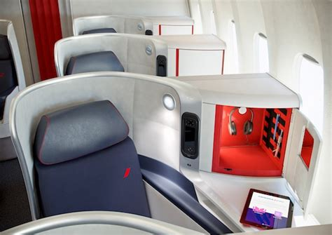 Air France Unveils New Business Class Product - One Mile