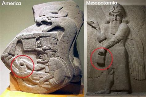 What's inside the Handbag of Gods that we see in different