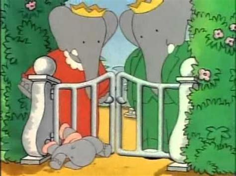 80 best images about Babar on Pinterest   My childhood