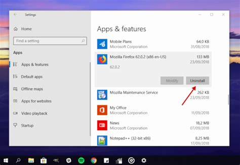 How to Uninstall Apps You Installed from Microsoft Store