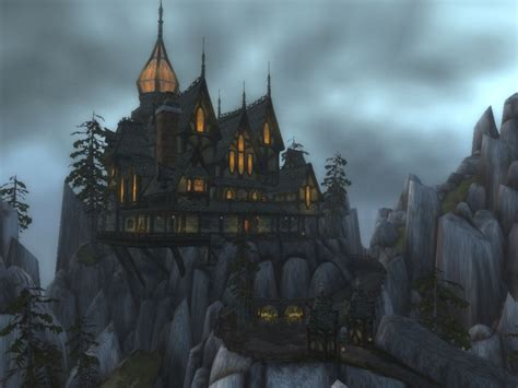 Greymane Manor - Wowpedia - Your wiki guide to the World