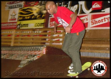 Dave Chapelle and Crew Skate SPoT | Skatepark of Tampa Photo