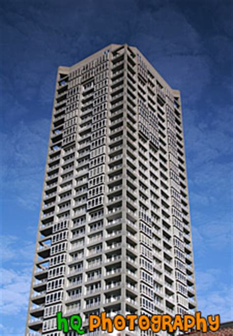 Tall Seattle Apartment Building Photo