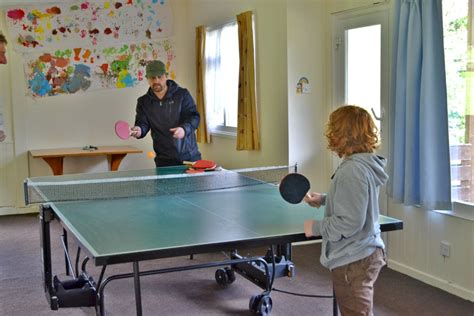 Games Room with Pool and Ping Pong   Coombe Mill