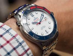 Omega Seamaster Diver 300M 'Commander's Watch' Limited