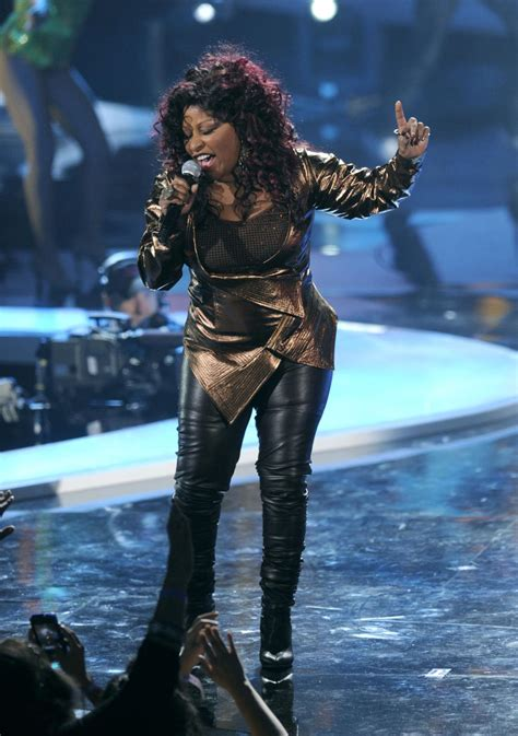Chaka Khan talks about 12 songs -- some favorites, some