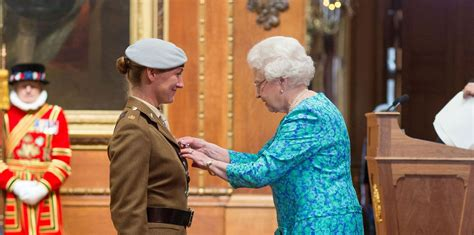 The Queen Marked The New Year By Giving Awards