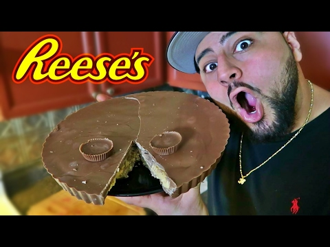 Tesco Is Selling Giant Reese's Cups - 13 Times Bigger Than