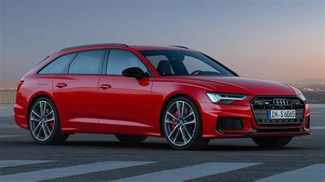 2019 Audi S6 Avant Black Optic Package - Wallpapers and HD