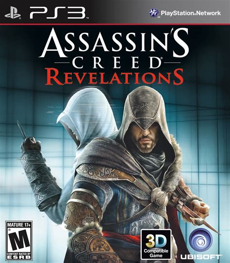 Game: Assassin's Creed: Revelations [PlayStation 3, 2011