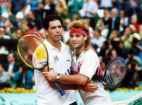 Andre Agassi admits to wearing toupee in new book, says