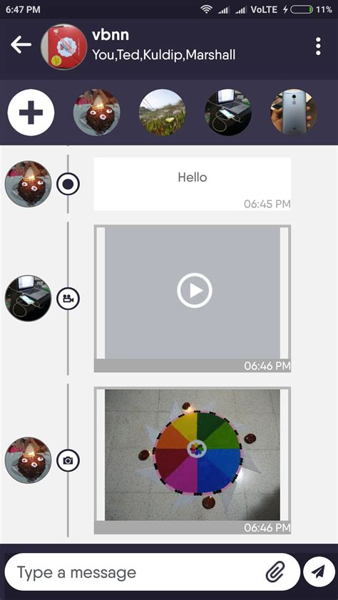 Chat Application - Android Source Code by Mehul   Codester