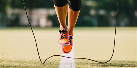 7-Minute Cardio Interval Jump Rope Workout | SELF