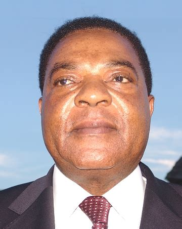 Augustine Mahiga | Tanzania Foreign Ministry Official List