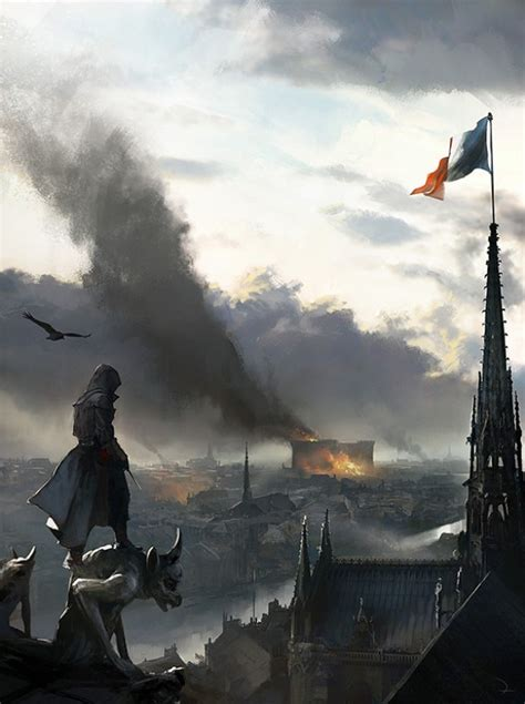 Pictures: These Breathtaking Assassin's Creed: Unity