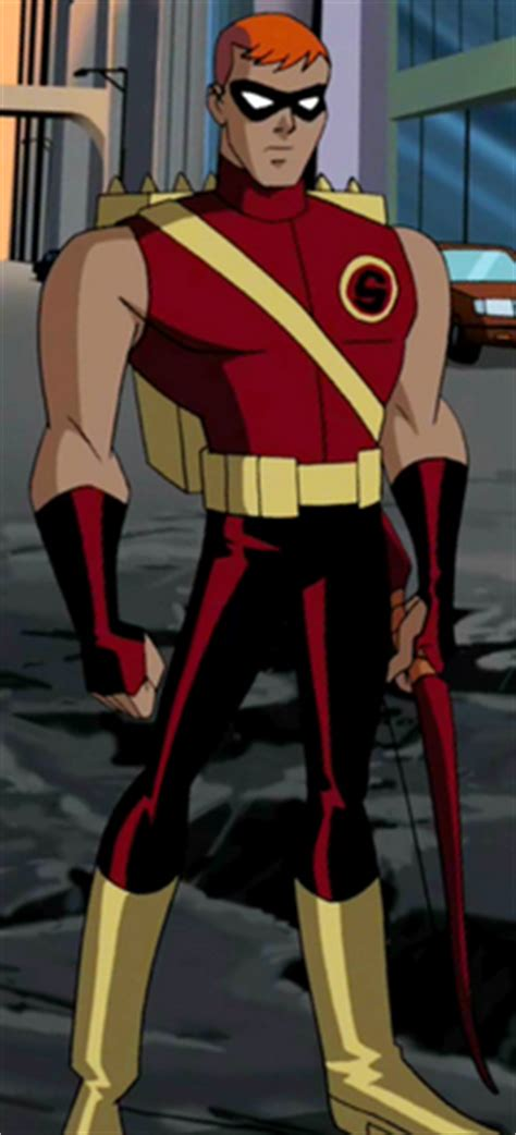 Speedy - DCAU Wiki: your fan made guide to the DC Animated