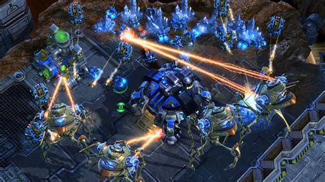 """Former StarCraft 2 devs """"to boldly advance the RTS genre"""