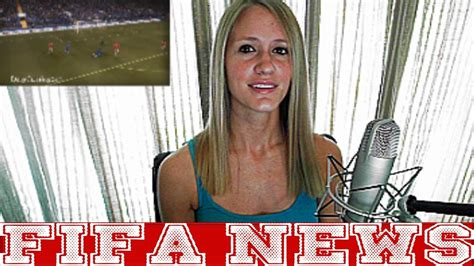 FIFA NEWS with Fang I3anger - 03/13/2013 - YouTube