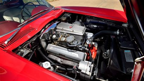 Rare Fuel Injected 1965 Corvette Sting Ray to be Offered