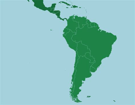 South America: Countries: Seterra is a free map quiz game