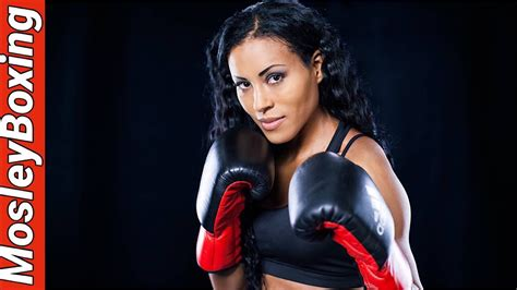 Cecilia Brækhus Tribute   UNDISPUTED   BOXING HIGHLIGHTS