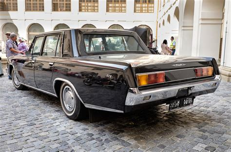 ZIL 117 (1976) | While the ZIL 114 was reserved only to
