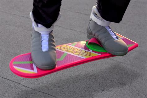 Where are our hoverboards? - Maxxor Blog