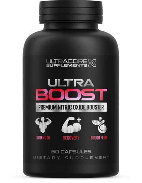 What is Ultra Boost? Does this Nitric Oxide Booster Really
