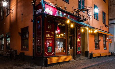 Best pubs in Stockholm: Think cozy - View Stockholm