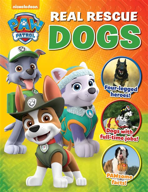 What kind of dogs are the paw patrol > THAIPOLICEPLUS