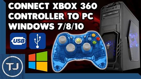 Connect Wired Xbox 360 Controller To PC! (Windows 7/8/10