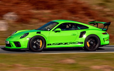 2018 Porsche 911 GT3 RS (UK) - Wallpapers and HD Images