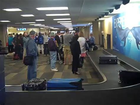 Tampa International Airport Southwest Airlines Baggage