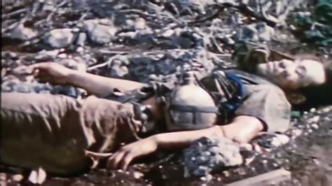 WWII in Color-Battle of Saipan