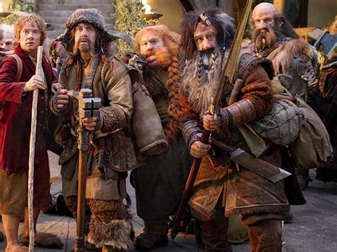 Some Surprising Stats Behind the 'Hobbit'/'LOTR' Movies