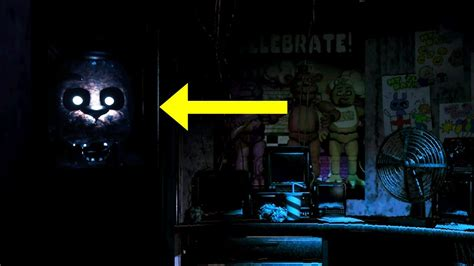 IGNITED FREDDY in FNAF | 1987 & Power Out - YouTube
