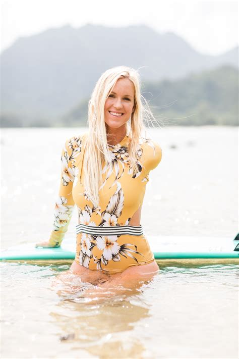'Soul Surfer' Bethany Hamilton On Being 'Unstoppable' in