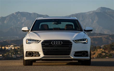2015 Audi A6 Sedan S line (US) - Wallpapers and HD Images