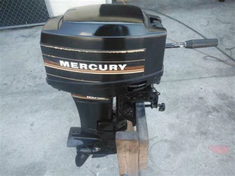 Mercury 25HP: Outboard Engines & Components | eBay
