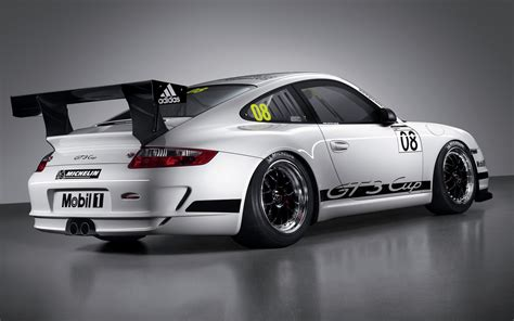 2008 Porsche 911 GT3 Cup - Wallpapers and HD Images | Car