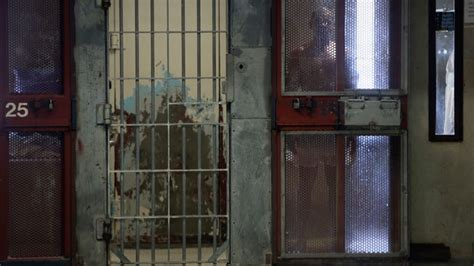 Graphic court video shows prison guards deploying pepper