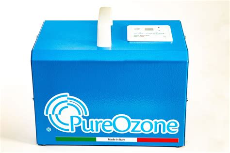 Pureozone° 15 MADE IN ITALY Générateur d'ozone 15