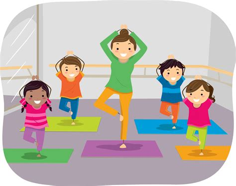 8 Calming Yoga Poses to Share with Your Students During