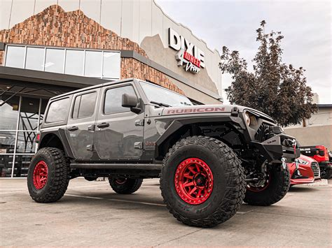 Robert's 2020 Blacked Out Build - Jeep JL Wrangler