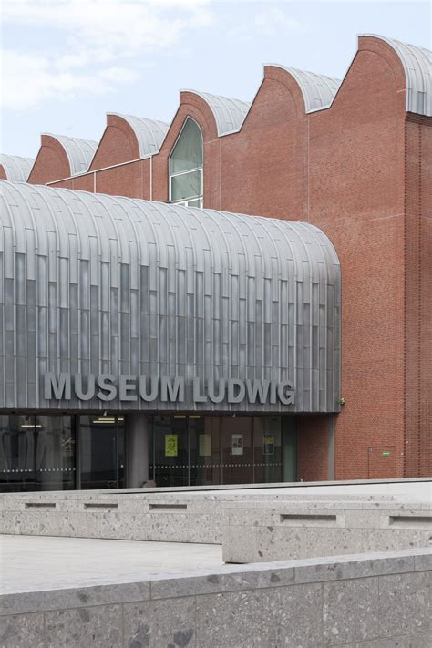 Architecture - Museum Ludwig, Cologne