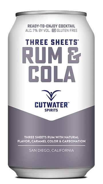 Canned Cocktails | Cutwater Spirits